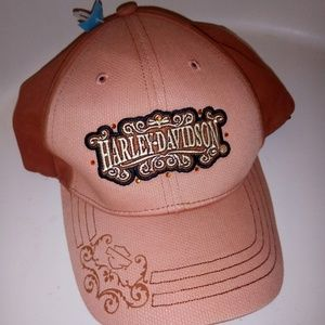 HARLEY DAVIDSON WOMENS BASEBALL CAP HAT